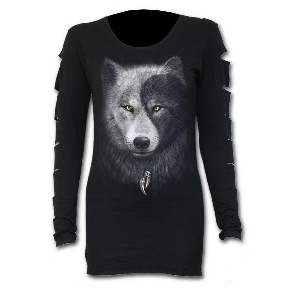 Wolf Chi, gothic metal fantasy wolven bo