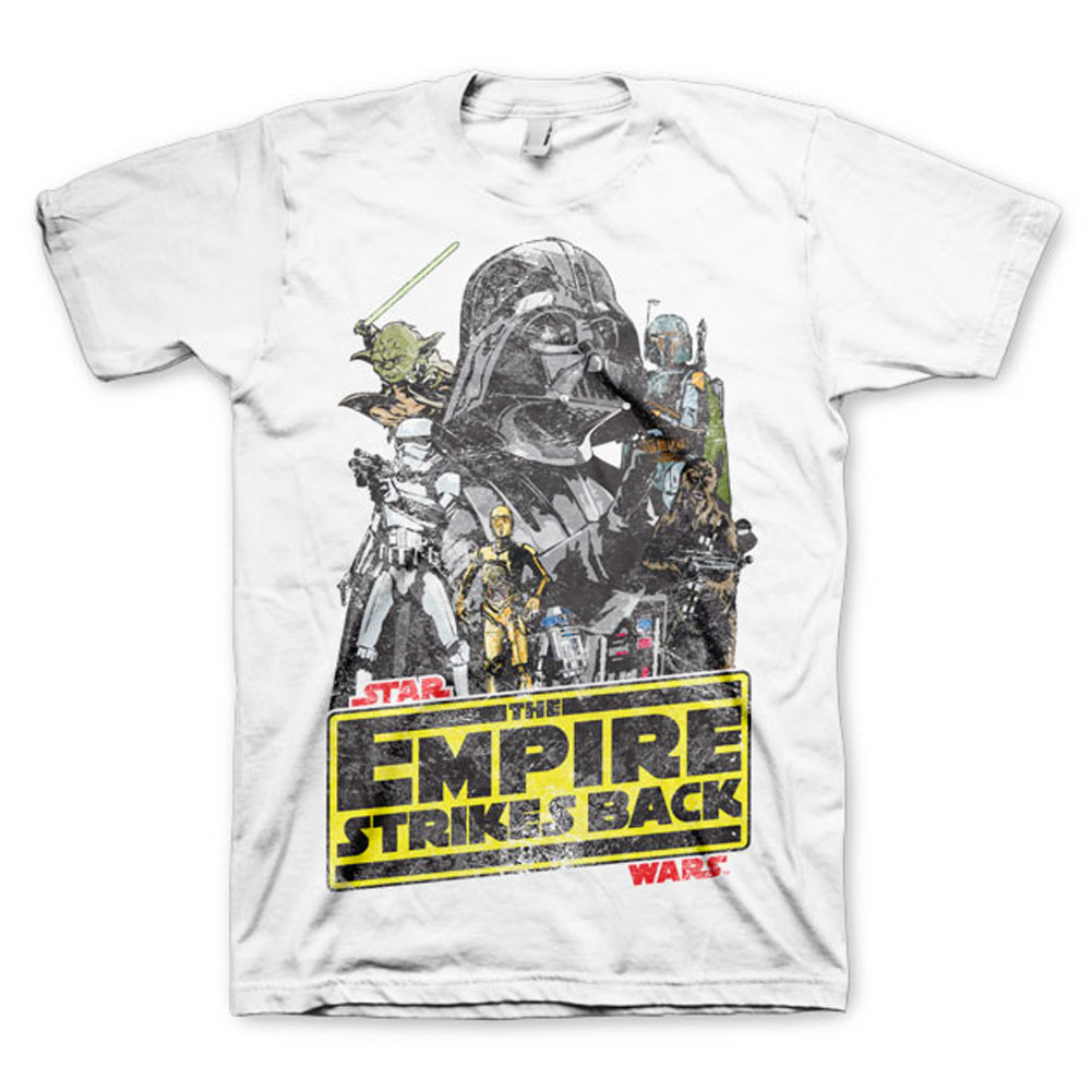 Star Wars - The Empires Strikes Back her