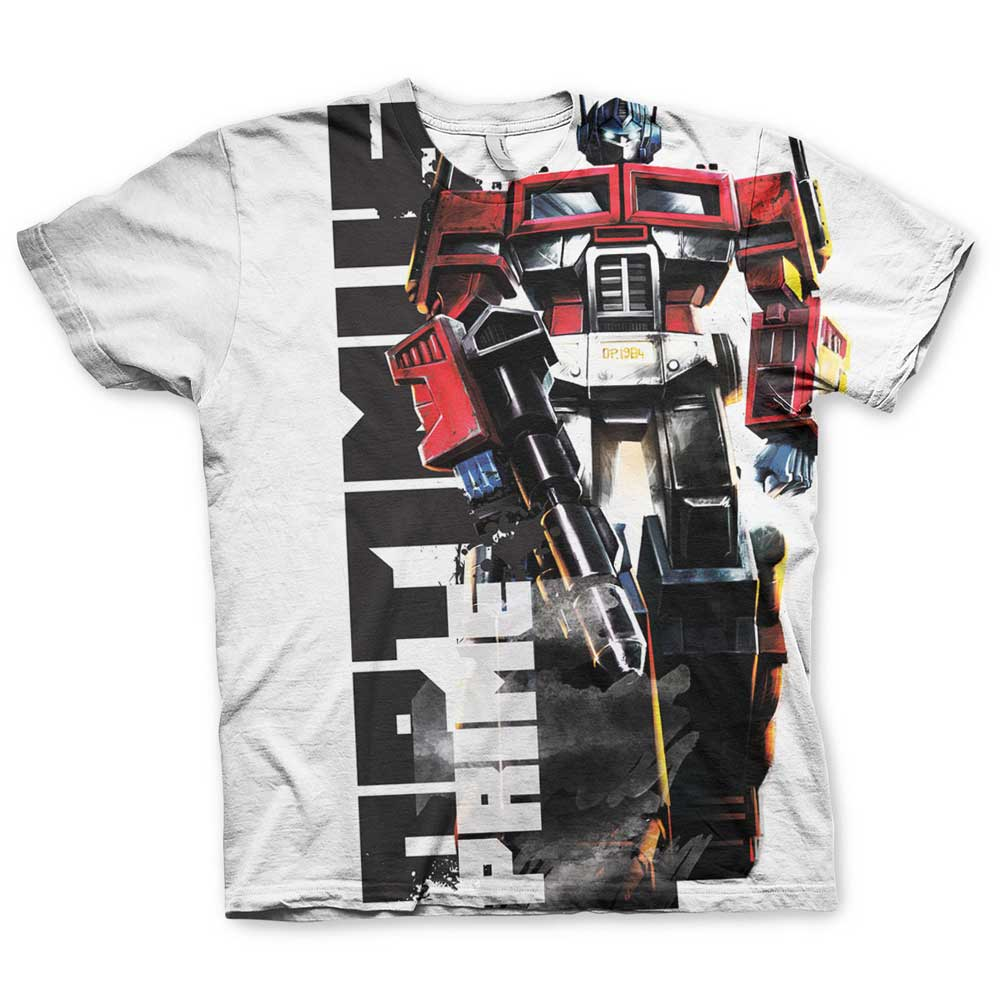 Transformers - Optimus Prime heren unise