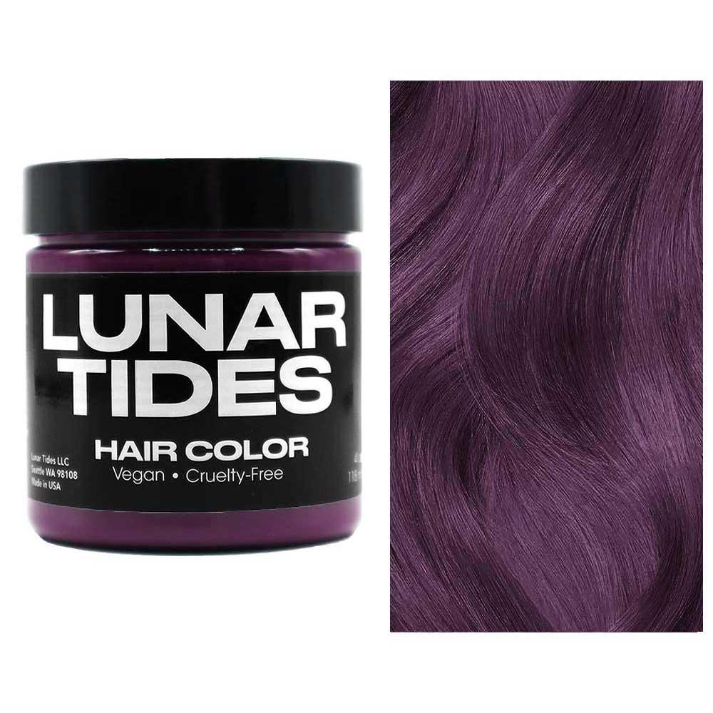 Lunar Tides Smokey Mauve Semi Permanente Haarfarbe Rosa